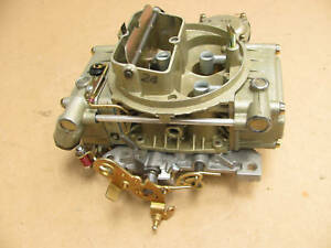 67 Corvette 3810 Holley Carburetor 327 300 350 Dated Carb Carbs New