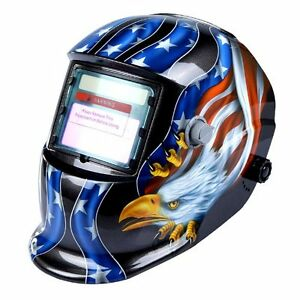 Helmet Mask Security Soldering Lens Extra s Grinding Arc Mig Tig Usa