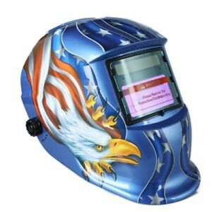 Helmet Mask Security Soldering Darkening Automatic Arc Mig Tig Usa