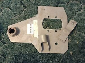 526625 Is A New Left Hand Roll Plate For A New Idea 5209 Mower Conditioners