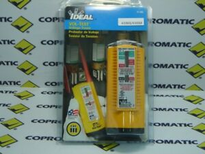 61 065 New Ideal Voltage Tester 61065 61010