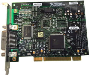 National Instruments Ni Pci gpib 183617k 01 Pci Gpib Ieee488 2 Interface Card