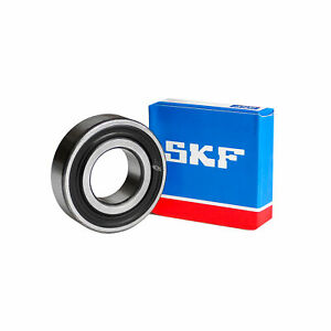 qty 10 6206 2rs C3 Skf Brand Rubber Seal Bearing 6206 rs Ball Bearings 6206 Rs