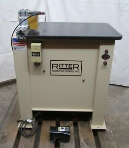 Ritter r200t Pocket Boring Machine 100987