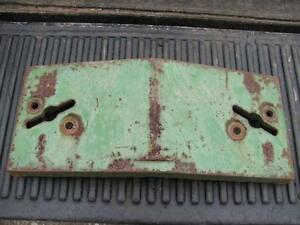 John Deere R27643 Front Slab Weight 3010 3020 4010 4020 2510 2520 1020 2020 5020