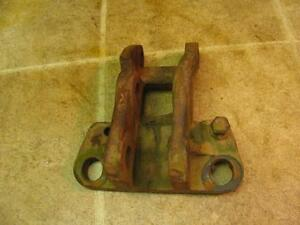 Minneapolis Moline M670 Gas Tractor 3 Point Hitch Top Link Bracket 10a7796