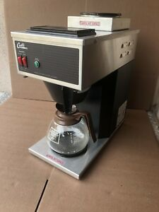 Wilbur Curtis Commercial Coffee Brewer lower upper Stations Cafe2db10a000