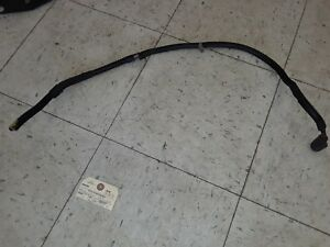 05 13 Corvette C6 Alternator Positive Cable Repair Pigtail Wiring Harness Aa6284