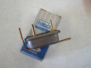 Nos Oem Ford 1967 1971 Thunderbird Constant Voltage Regulator 1968 1969 1970