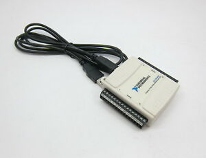 National Instruments Ni Usb 6008 Data Acquisition Usb Module