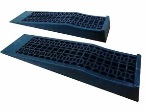 1 5 Ton Heavy Duty Home Diy Low Rise For Low Sports Cars Plastic Ramp Pair