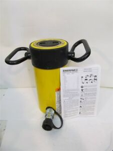 Enerpac Rc506 50 Ton Single Acting Hydraulic Cylinder 6 1 4 Stroke Length