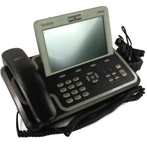 Yealink Vp530 Ip Video Business Office Hd Phone W Adapter