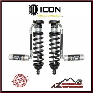 Icon V S 2 5 Standard Remote Reservoir Coilover Kit 1996 2004 Toyota Tacoma