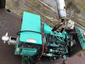 Kubota Diesel Onan Generator Hydraulic Power Unit For Bucket Truck
