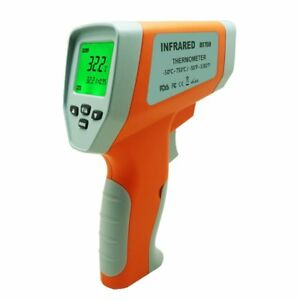 Temp Meter Temperature Gun Digital Laser Ir Infrared Thermometer Lot Rm