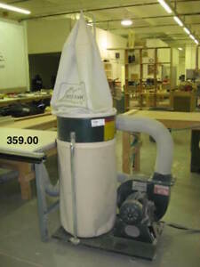 Dust Collector Vac Bellsaw With Hose