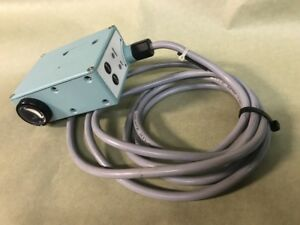 Siemens 3rg7560 1ch54 Color Sensor Dc Pnp Cable Proximity Switch Clean Working