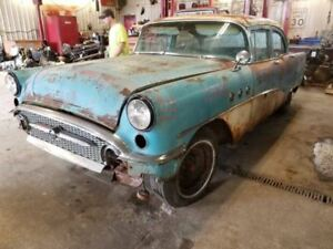 1955 Buick Special Manual Transmission 3 Speed V 8 8 264 466673