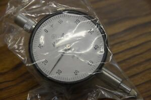Mitutoyo 2411 Dial Indicator 001 25 factory Sealed