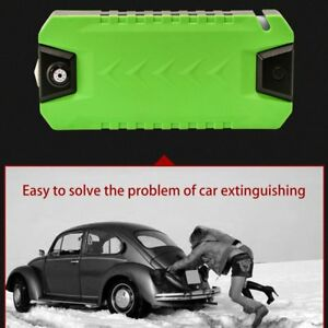 13800mah Car Jump Starter Led 12v Portable Power Bank Emergency Jump Start Mg