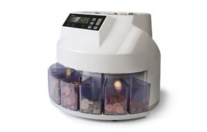Safescan 125 Counter And Classifier Counter Classified 220 Monedas Por Minute