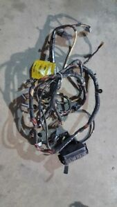 2000 Lincoln Navigator Dash Wire Harness 16917