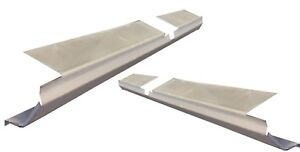 1949 1950 1951 1952 Plymouth Outer Rocker Panels 4door All Models New Pair