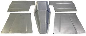 Chevrolet Chevy Pickup Truck Floor Pan Floorboard Stock Firewall 1937 1946 Kit
