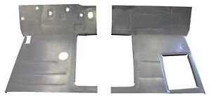 1947 55 Chevy Pickup Truck Gmc Front Floor Pans New Pair Free Shipping