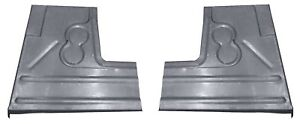1940 1941 Ford Pickup Truck Front Floor Pans New Pair