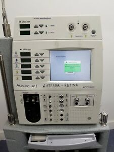 Alcon Accurus 600ds Enhanced To 800cs Phacoemulsifier Opthalmic Surgical System