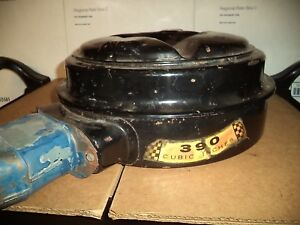1969 Ford F250 Pickup Oil Bath Air Cleaner 4bbl 390 Engine 1968 75