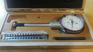 Compac Bore Gage 500 1 Swiss Made interapid Tesa Spi Alina Great Condition