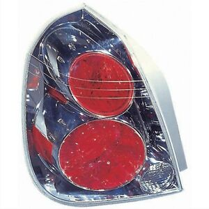 For 2005 2006 Nissan Altima Lh Left Driver Side Tail Lamp Taillight Base S Se Sl