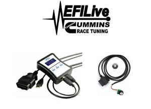 Efi Live Tuner 07 09 Dodge Ram 6 7l For Cummins Dpf Egr Delete Csp5 Switch Otf