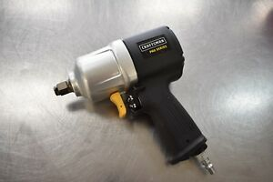 Craftsman Pro Series 1 2 Composite Pneumatic Impact Wrench 875 198651
