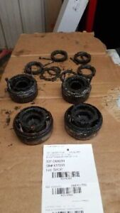 1981 Blazer Full Size Front Axle Lock Outs Warn Dana 44 Pair Left right 440968