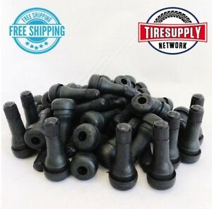 Tr413 Haltec Rubber Snap In Tire Valve Stem 50 Piece Tv 413 Fedex Express Ship