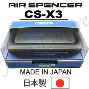 Cs x3 Air Spencer Eikosha Air Freshener Case Japan Jdm Genuine Csx3 Squash