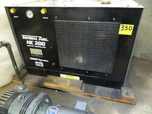 Thermal Arc He 200 Coolant Recirculator Thermal Dynamics