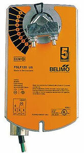 Belimo Fslf120 Actuator New Fast Shipping