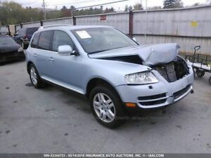 Transfer Case Vw Touareg 04 05 06 07