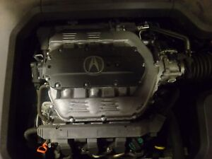 Engine 2010 Acura Tl 3 5l Motor With 80 887 Miles
