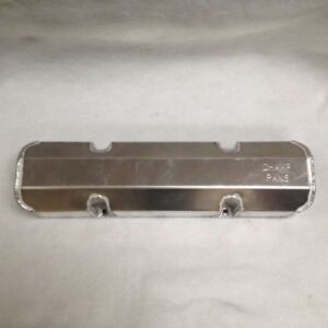 Champ Pans Cp1146 Sbc Fabricated Aluminum Valve Cover right Side