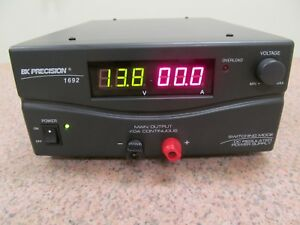 Bk Precision 1692 Switching Mode Dc Regulated Power Supply