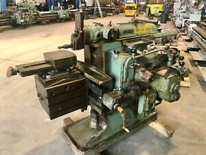 12 Hendey Horizontal Mechanical Shaper Nice