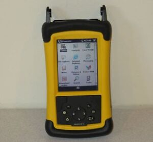 Trimble Tds Recon 400 Mhz Data Collector Bluetooth Pocketpc no Battery Tested