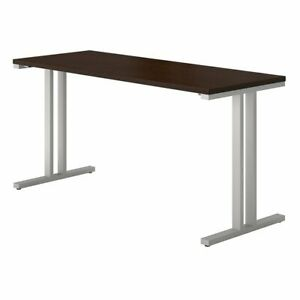 Bush Business 400 Series 60w X 24d Training Table In Mocha Cherry