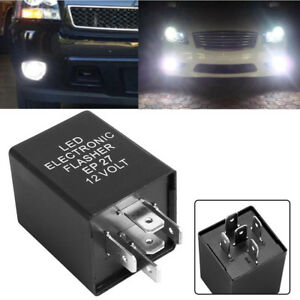 12v 5pin Ep27 Led Flasher Relay For Car Turn Signal Indicator Blinker Flash Abs